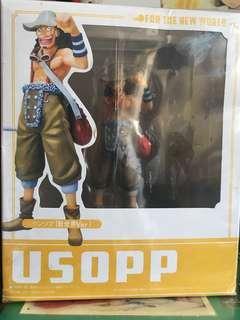 海賊王-騙人布 USOPP 公仔