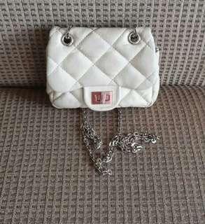 Mini sling bag chanell