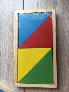 Montessori Style Learning Blocks