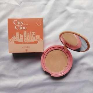 Emina city chic cc cake peach