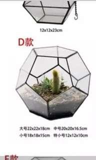 玻璃花瓶 glass container