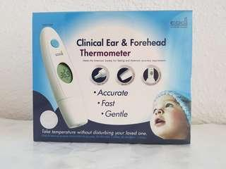 🚚 Clinical Ear & Forehead Thermometer