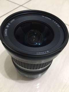 🚚 Canon Ef-s 10-22mm 片幅廣角之王
