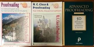 英文 proofreading 練習