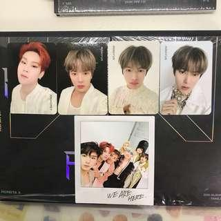 [WTS/WTT] MONSTA X WE ARE HERE PC