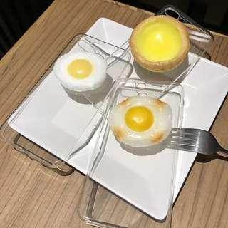 [PO] 3D egg transparent iphone case