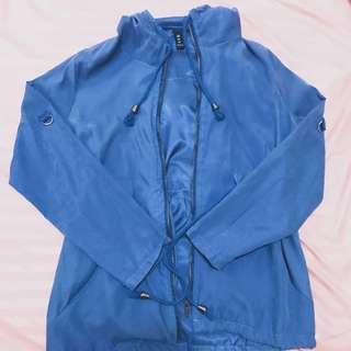 Blue Canvas Jacket