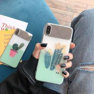 [PO] cactus mirror iphone case