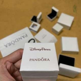PANDORA 潘朵拉 盒子 紙袋 各尺寸