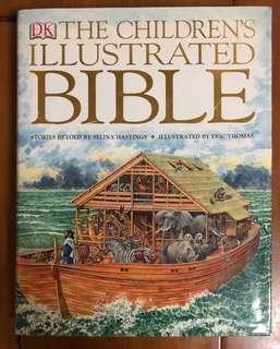 兒童圖解聖經 The children's illustrated Bible