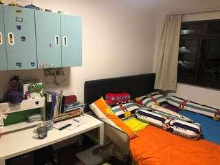 Reserved - Single size Bed Frame (Only Frame)