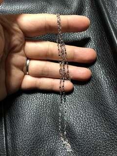頸鏈六福珠寶(18K)