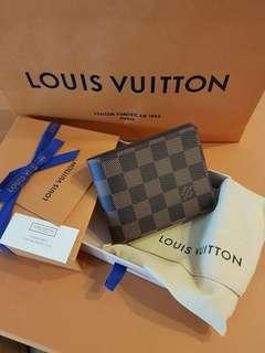(Further reduction!) BNIB Authentic LV MULTIPLE Wallet