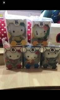Hello Kitty Soccer Limited Edition