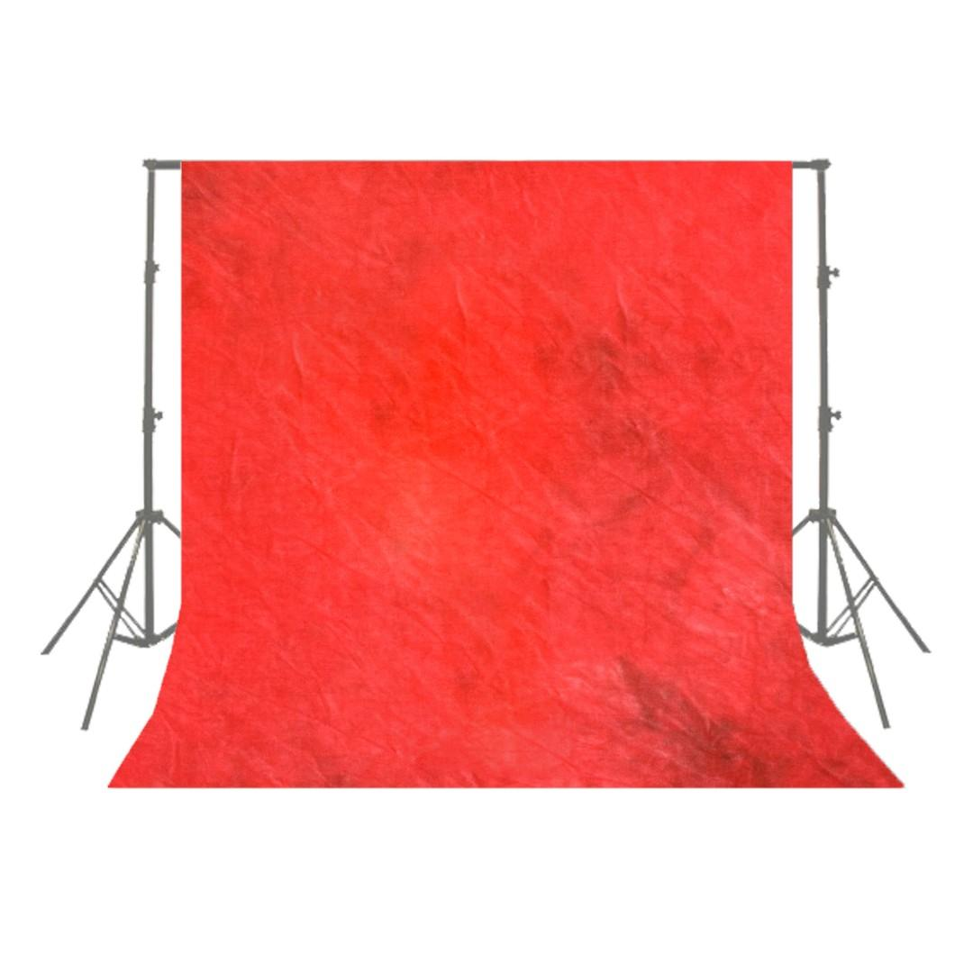 10x12 feet Dyed Red Photography & Video Background 'BRAND NEW""