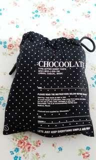 Chocolate 旅行拖鞋