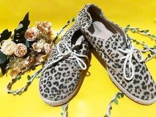Hnm leopard shoes