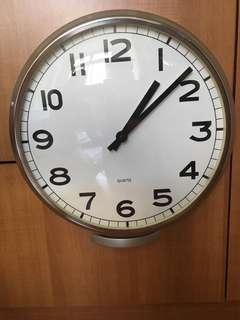 🚚 Wall Clock