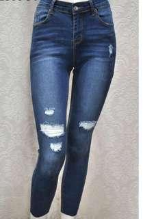 High waisted Jeans all sizes