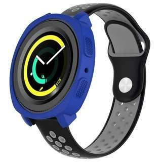 Soft Silicone Protector Case Cover for Samsung GEAR Sport