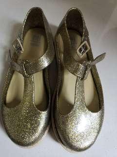 Melissa 女童鞋Shoes (Size : EUR 32, USA 1)