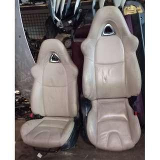 JDM Mazda RX8 Leather Seat