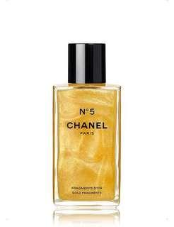 Chanel No.5 Fragments D'Or Gold Fragments