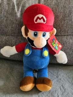 16吋 Mario公仔