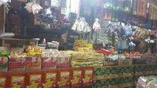 Dijual toko sembako dan plastik