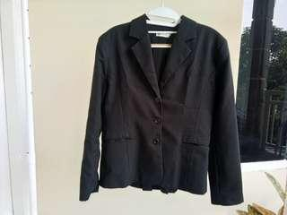 BLAZER MINT BLACK