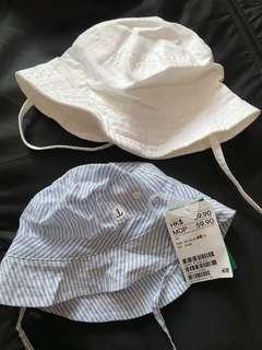 嬰幼兒帽 size:68 (2頂$60)