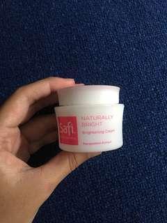 Safi White Naturals Brightening Cream