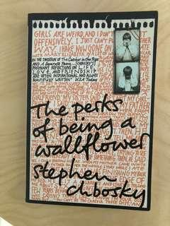 Perks of being a wallflower novel