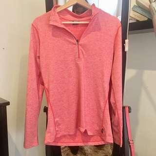 Bonds Pink/Berry Quarter Zip
