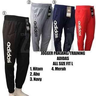 Celana joger training