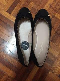 Dorothy Perkins UK6 Wide Flats