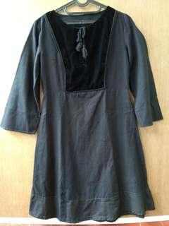 [SALE] Zara Original Black Dress