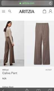 Aritzia grey pants