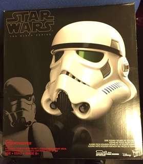 Stormtrooper Electronics Voice Changer Helmet