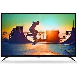 """**FREE DELIVERY **PHILIPS 55PUT6103 55"""" 4K ULTRA SLIM SMART LED TV - 1 year warranty"""