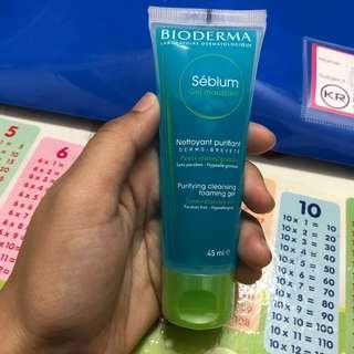 Bioderma Sebium Cleanser