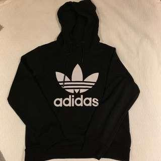 ADIDAS originals basic hoodie black