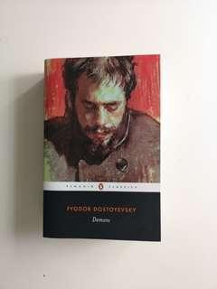 🚚 Demons by Fyodor Dostoevsky