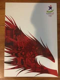 🚚 YOG Singapore 2010 Youth Olympic Games Opening Ceremony Official Programme Collectible