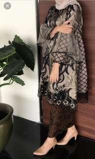 Ranna Top Black Rayapari Indonesia