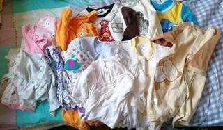 2手 嬰兒bb 衫褲1大袋(超過20件)