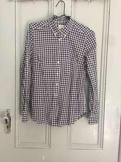 BNWT Gingham Shirt by GAP