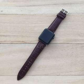 🚚 Leather Straps for Apple Watch