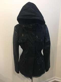 Brand new black jacket size L