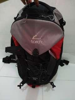 Tas backpacker 45L merek torch